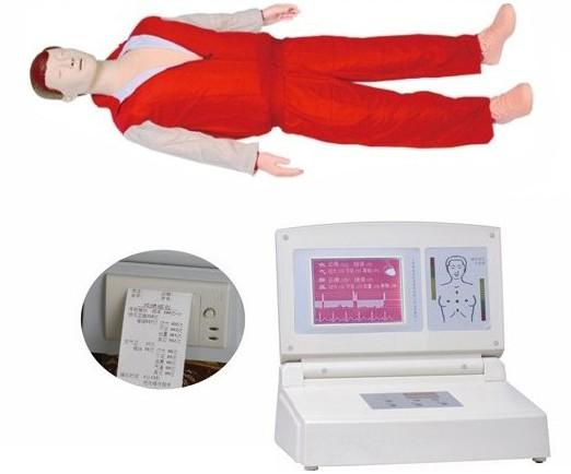 2010版大屏幕液晶彩显高级电脑心肺复苏模拟人