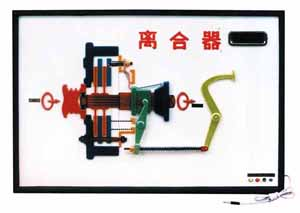 东风EQ1090 解放CA1091汽车程控电教板,汽车程控电教板 上海硕博高清图片